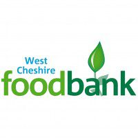West Cheshire Food Bank logo