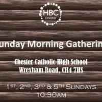 Sunday Morning Gathering from Sept 2016